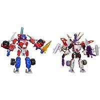 Transformers Construct-Bots Optimus Prime Vs. Megatron Construction Set