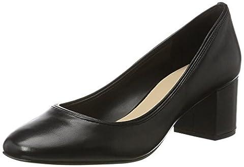 Aldo Women's Elaesa Closed-Toe Pumps, Black (97 Black Leather), 3