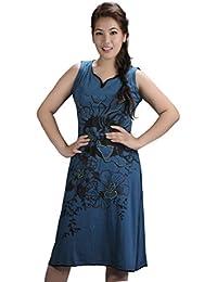 La robe des dames avec l'avant-broderie - NEELPARI