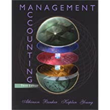 Management Accounting, 3rd Ed.