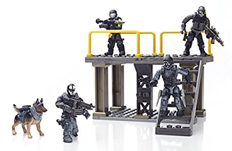 Mega Bloks Call of Duty Covert Ops Unit CNF14