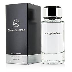 Mercedes-Benz Eau De Toilette Spray 120ml/4oz