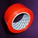 Hazard & Floor Marking Tape - Red