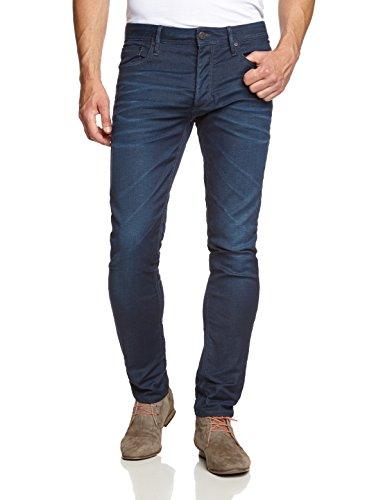 Jack & Jones Premium Tim - Jeans - Skinny - Homme Bleu (Medium Blue Denim none)