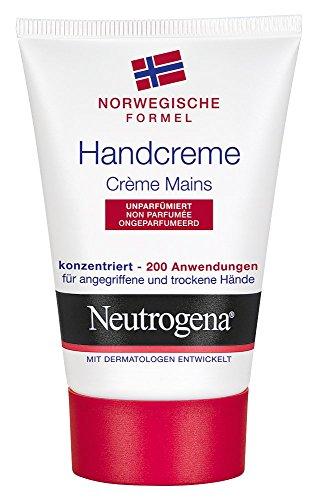 Neutrogena Crema de Manos sin perfume 50ml