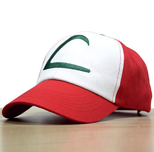 Pokemon Ash Ketchum hat one size