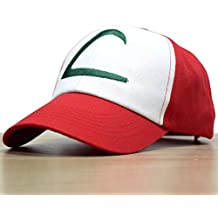 Pokemon Ash Ketchum hat one size 27a290a5baf