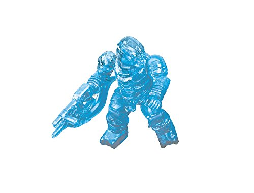 Mega Bloks Mattel Halo Covenant Brute Minor Figur active camo Minfigur
