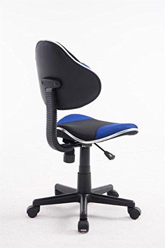Clp sedia da ufficio bastian sedia da lavoro regolabile for Altezza sedia