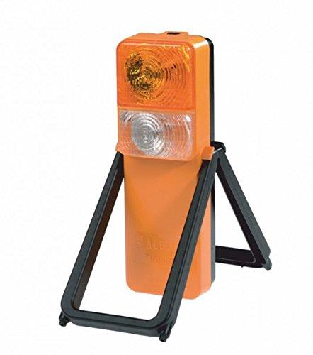 Preisvergleich Produktbild Warnblinkleuchte Pannenlicht für LKW - PKW TYP P30 Halogen mit Arbeitslicht