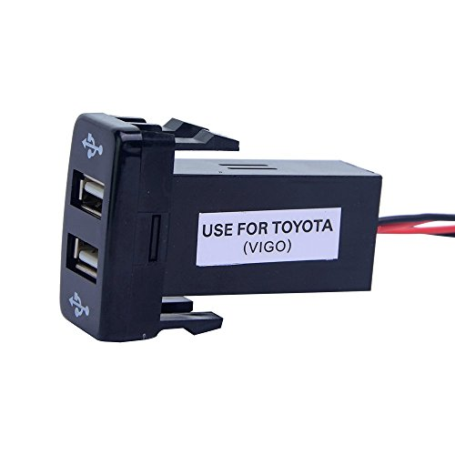 mictuning-21a-dual-toyota-usb-power-socket-usb-car-charge-for-smart-phone-pda-ipad