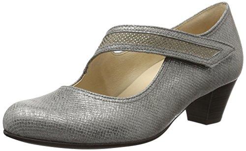 Gabor Shoes 66.147, Scarpe con Tacco Donna Grigio (fumo 83)