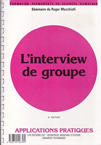 Interview du groupe