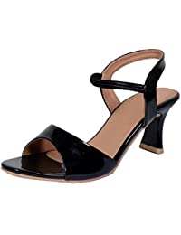 Indistar Womens Fashionable & Stylish Casual and Formal High Heel Sandals for Women