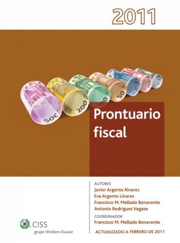 Prontuario Fiscal 2011 (Prontuarios)