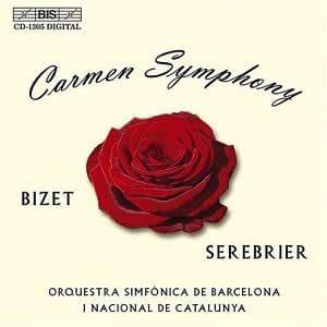 Carmen Symphony [Import USA]