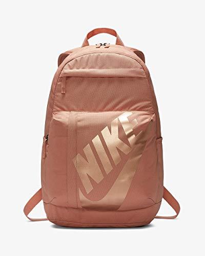 Nike Nk Elmntl Bkpk Rucksack 50 Centimeters 30 Mehrfarbig (Rose Gold/Rose Gold/MTLC Red Bronze)