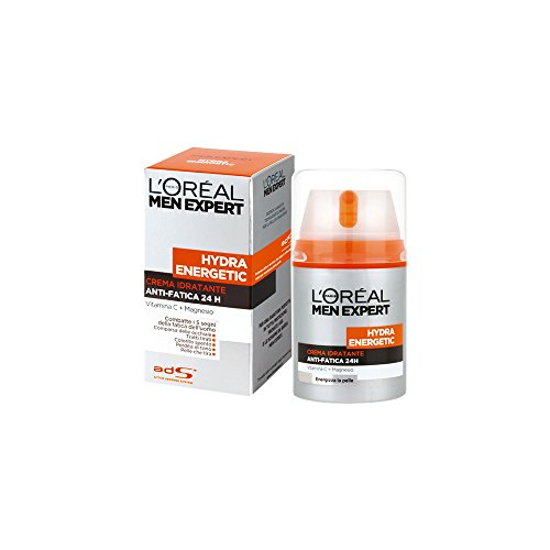 L'Oréal Paris Men Expert Hydra Energetic - Crema idratante anti-fatica - 50 ml