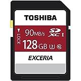 Toshiba THN-N302R1280E4 Carte mémoire SD 128 Go
