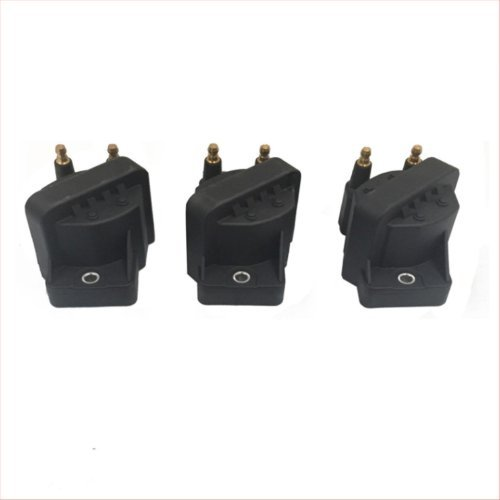 Price comparison product image MASO 3 Ignition Coils - Cross Reference: 10467067; 10468391; 10472401; 1103662; 1103759; 10495121; 10497771; 8-01103-830-0