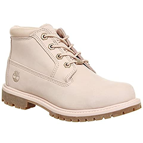 Timberland Chukka Double Waterproof Boost Light Pink Nubuck CA1K9C, Bottes - 40 EU