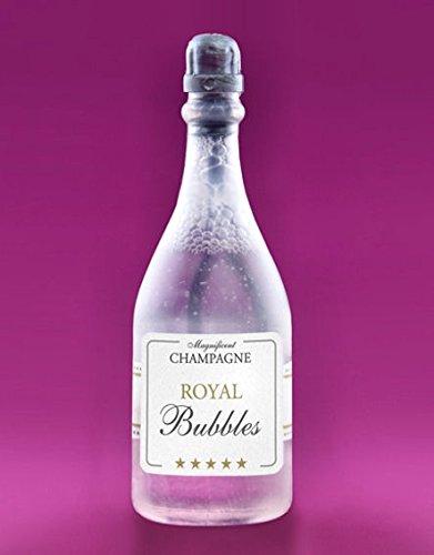 24 pz bolle sapone champagne bolle Wedding bolle bottiglie favori Bottle Bubble ospite regalo omaggio souvenir di sapone bianco bottiglie di champagne champagne bottiglie crema argento Bolle decorazione festa eventi