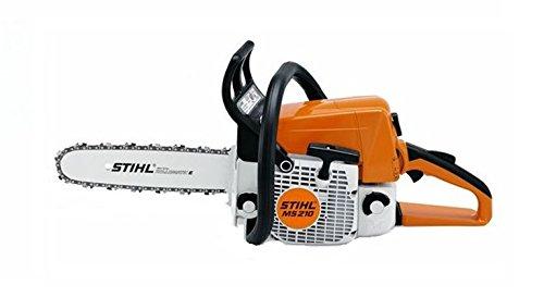STIHL Cast Iron Chain Saw MS-210 (Orange)
