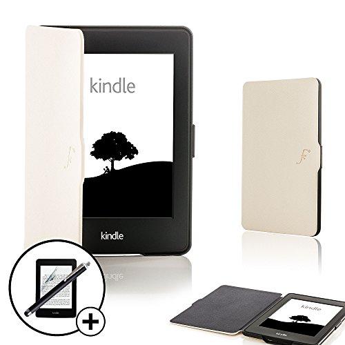 Forefront Cases® Neue Kindle Paperwhite Hülle mit magnetischer Auto-Sleep- Wake Funktion für das neue Amazon Kindle Paperwhite 6