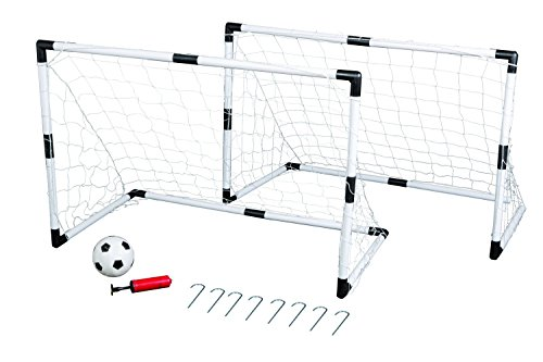 idena-7370007-mini-cage-de-but-de-2-cages-1-ballon-et-1-pompe-bleu-env-90-x-60-x-50-cm