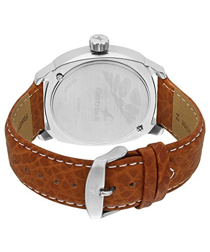 41Q2bvHhaVL - 3076SL03 Fastrack Silver watch