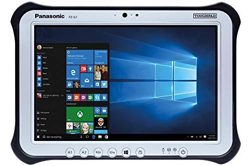Panasonic Toughpad FZ-G1 MK5 tablette Intel® CoreTM i5 de 6e génération i5-6300U 256 Go 3G 4G Noir, Argent par  Panasonic
