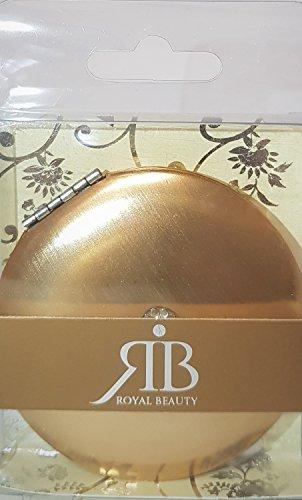 Royal beauty specchietto da borsa rotondo