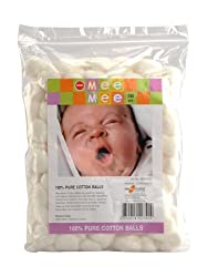 Mee Mee 100% Pure Cotton Buds MM-1433 WHITE