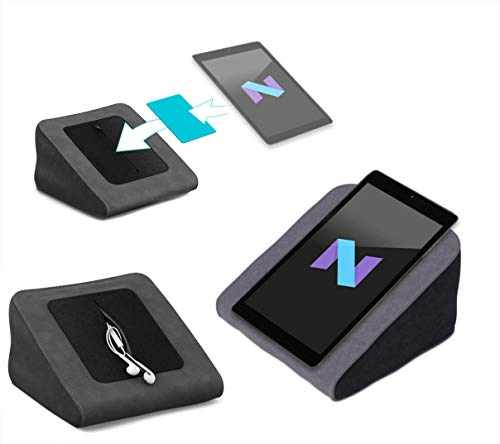 Tablet Kissen für das NextBook Ares 8A - ideale iPad Halterung, Tablet Halter, eBook-Reader Halter für Bett & Couch