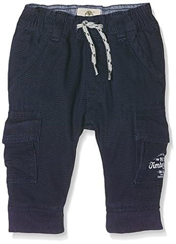 Pantalon Toile Garcon - Timberland T04841, Pantalon Bébé Garçon, Bleu (Indigo