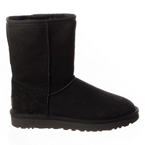 <span class='b_prefix'></span> Ugg Australia Women's basic II Blk Short Boots