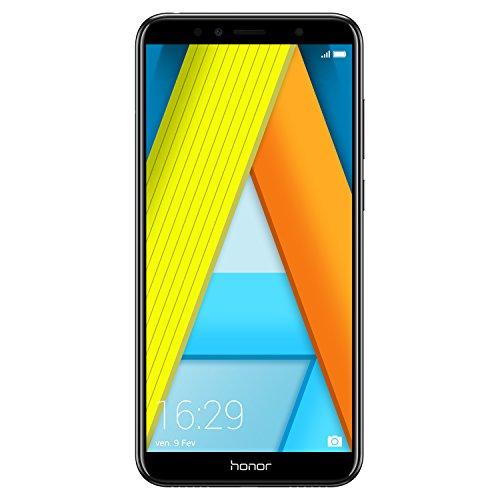 Honor 7A Smartphone débloqué 4G Noir [Version française]