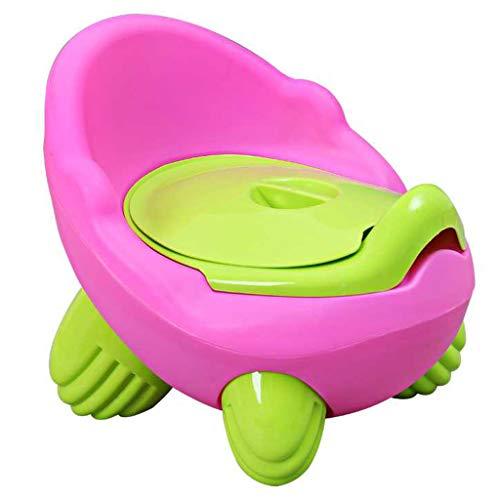 Chaise Assise Chaise De Commode pour Toilette Et Commode Toilettes Surdimensionnées Bébé 1-3-6 Ans Enfant en Bas Âge Pot Toilette (27 * 27Cm)