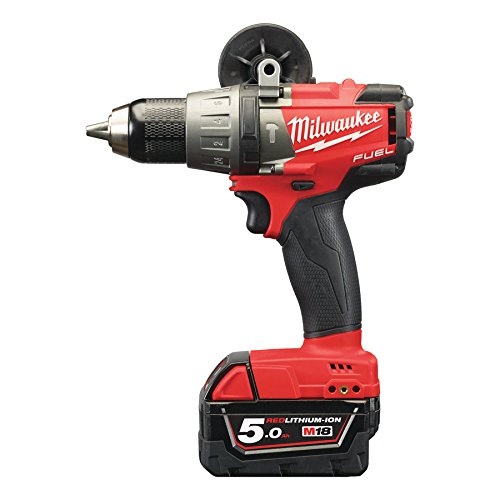 milwaukee-m18-fpd-502x-atornillador-fuel-m18fpd-plus-hd-caja-de-2-x-18-v-50-ah-ion-de-litio-1-pieza-