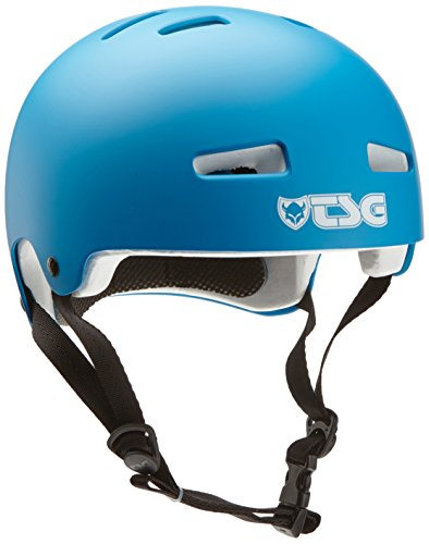 TSG Kinder Helm Evolution Kids Solid Color, Satin Dark Cyan, XXS/XS, 750016