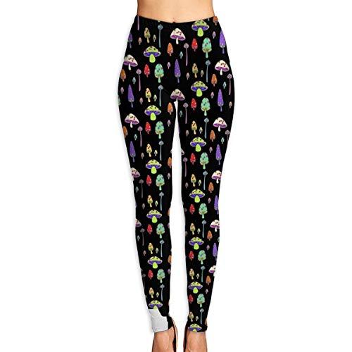 Estos pantalones de yoga están hechos de 100% poliéster e impresos en ambos lados. Tamaño:  S: Cintura: 35 cm / 13.78 pulgadas, longitud de los pantalones: 91 cm / 35.83 pulgadas  M: Cintura: 37 cm / 14.57 pulgadas, longitud de los pantalones: 93 cm ...