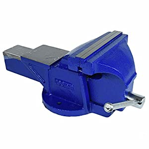 8″ (200mm) Vicepresidente de Ingenieros Mecánicos de tornillo de banco de hierro fundido Yunque soporte de sujeción