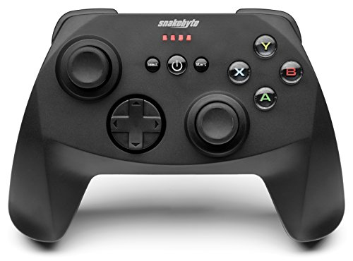 snakebyte PC GAME:PAD PRO Wireless - für PC - Directinput & Xinput kompatibel