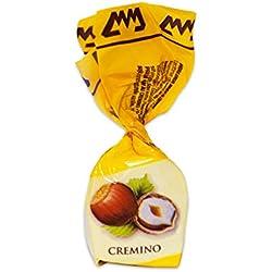 Pralina al Cremino - Confezione da 10 cioccolatini artigianali piemontesi - 200 g
