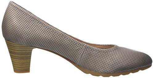 Bata 6242389, Scarpe con Tacco Donna Grigio
