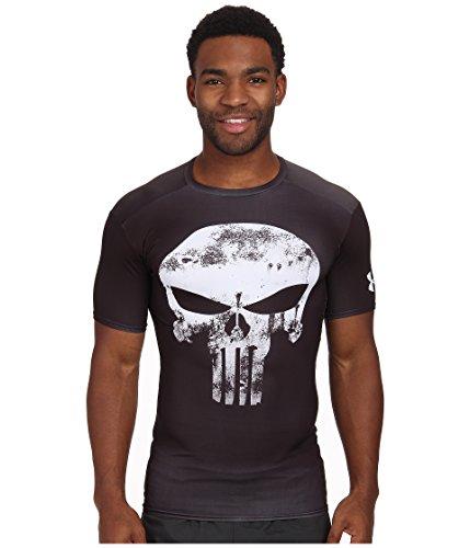 Under Armour Alter Ego Comp Punisher Team - black, white , Größe #:3XL (Under Armour Punisher)