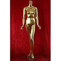 HeuSa Tech Window mannequin Female Gold