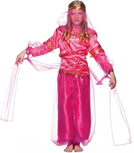"""KOSTÜM FASCHING KARNEVAL DAS BABY BAUCHTÃ""""NZERIN für KARNAVALKOSTÜME fancy dress halloween cosplay veneziano party 1193 Size 4"""