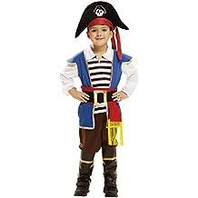 My Other Me - Disfraz de pequeño pirata para niño, 3-4 años (Viving Costumes 202004)