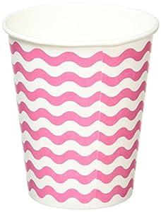 Neviti 677873Carnaval taza, ondas, color rosa